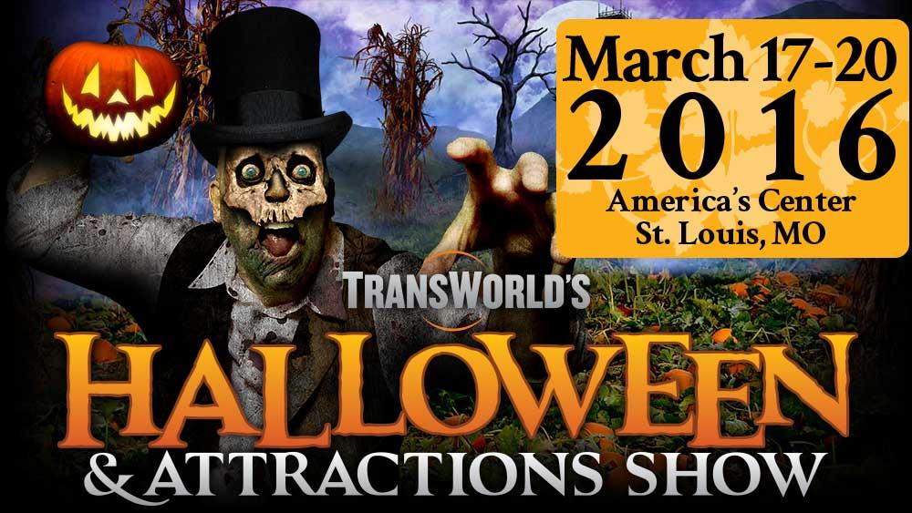 Halloween & Attractions Show