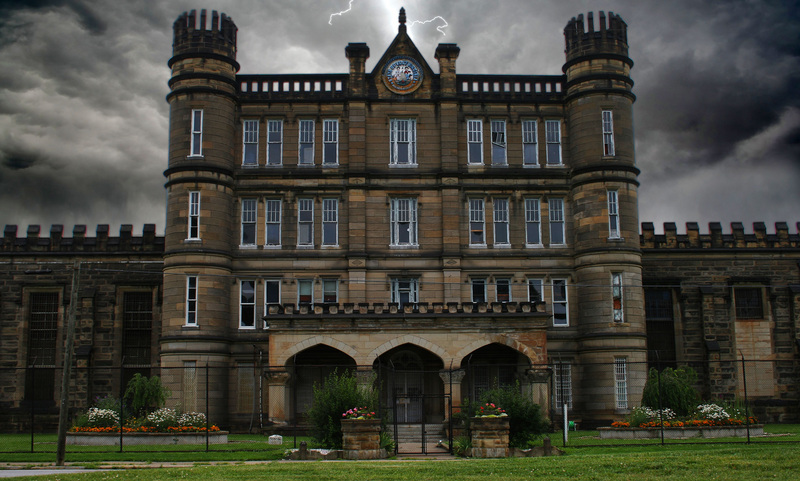 West Virginia Penitentiary, Moundsville