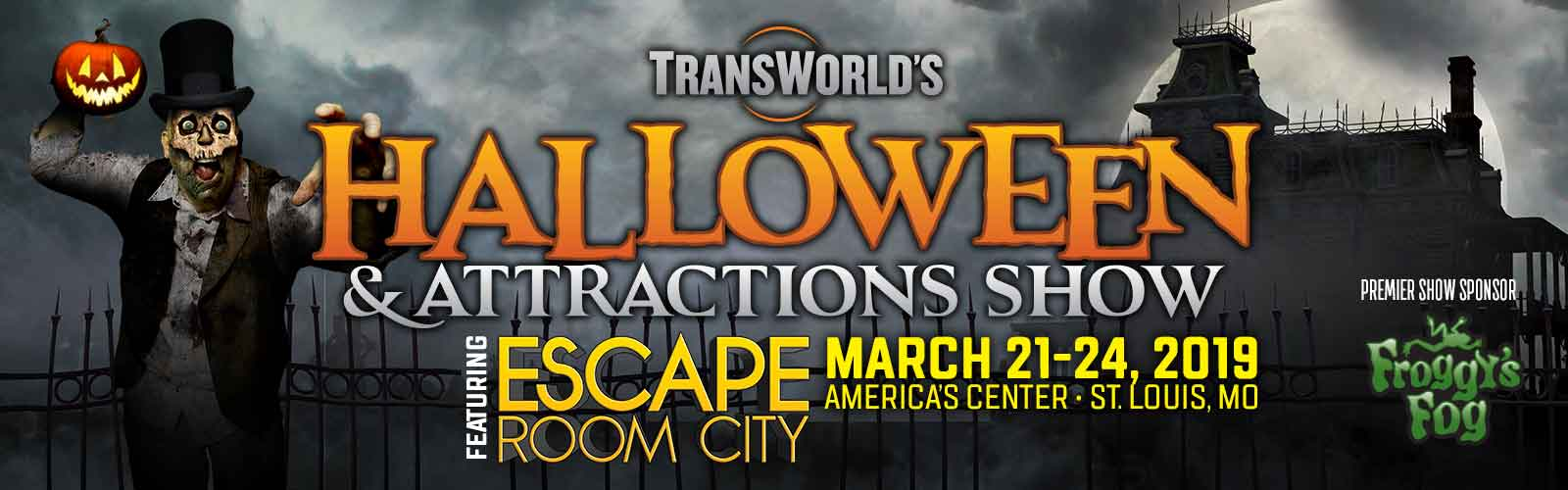 TransWorld's Halloween & Attractions Show and Christmas Show
