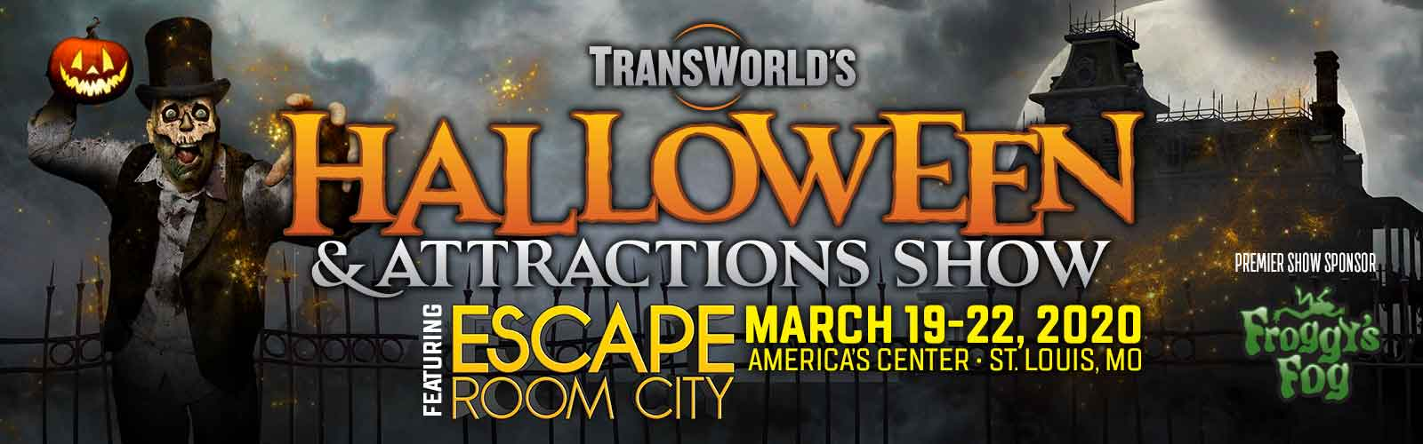 Best Haunted Houses In Illinois 2020 TransWorld's Halloween & Attractions Show   The biggest Halloween