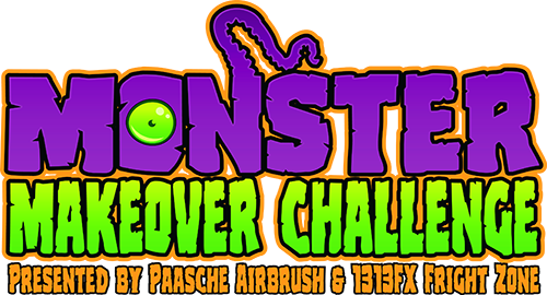 Monster Makeover Challenge