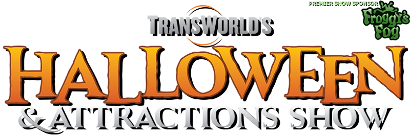Halloween & Attractions Show Logo