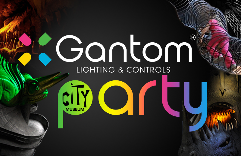Gantom City Museum Party 2015