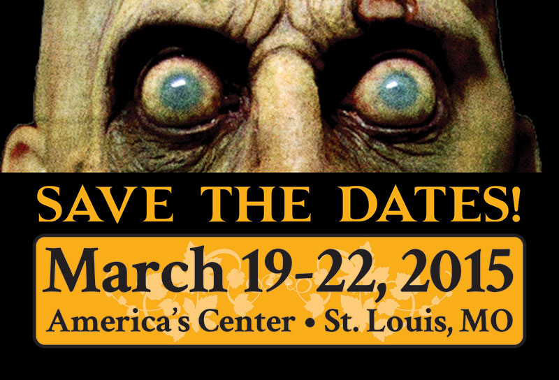 TransWorld's Halloween & Attractions Show March 19-22, 2015