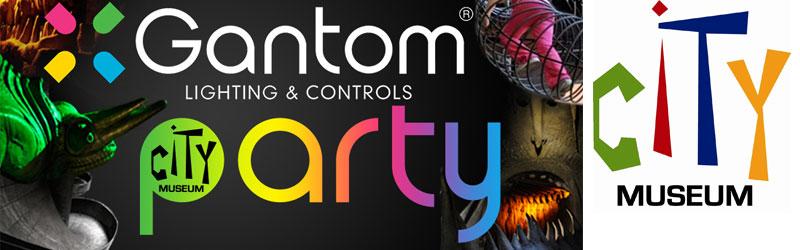 Gantom City Museum Party
