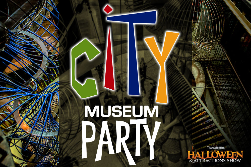 City Museum Party