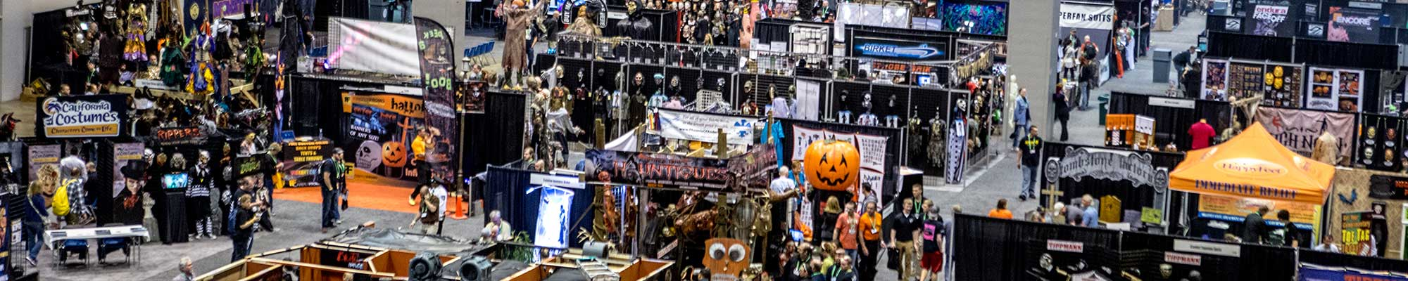 Trade Show Booth Exhibitors : New for exhibitor social on the trade show floor